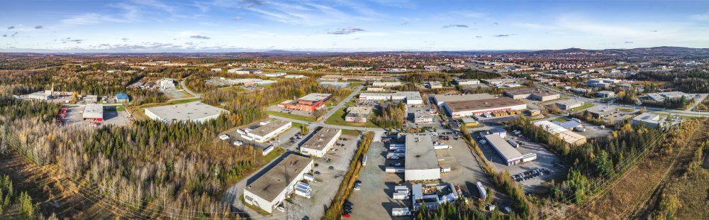 Parc industriel régional de Sherbrooke