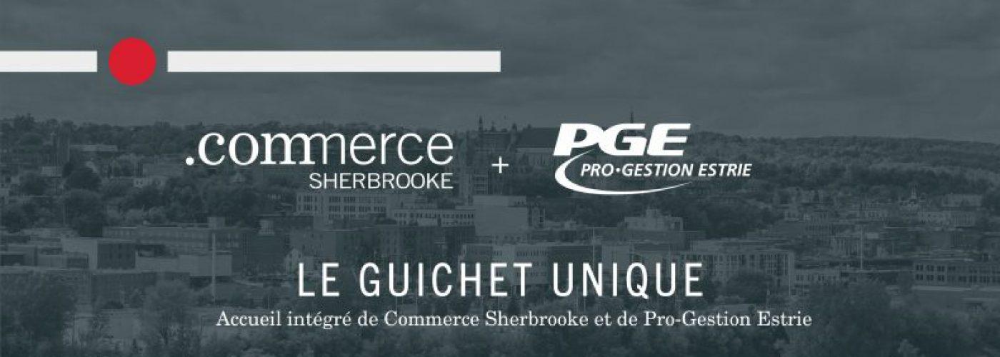 Guichet unique Commerce Sherbrooke - Pro-Gestion Estrie