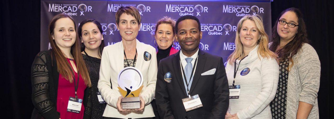 Diex Recherche - MercadOr 2019