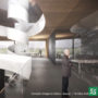Futur pavillon de l'Institut quantique (Crédit : Université de Sherbrooke)