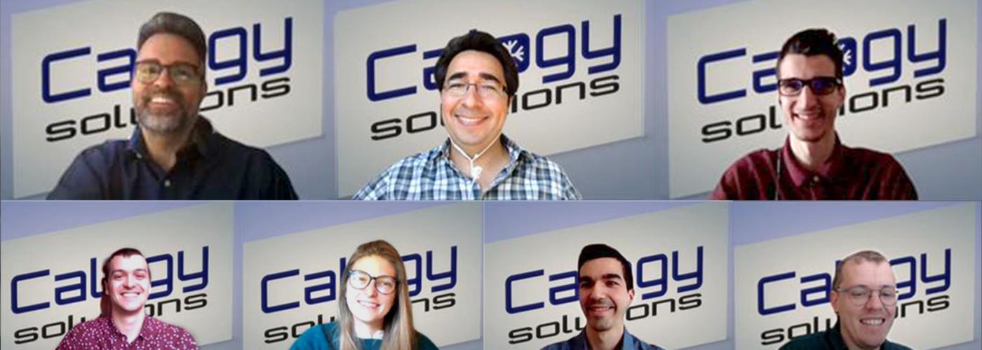 Calogy Solutions - Équipe
