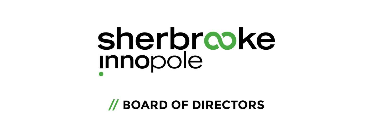 Board of Directors - Sherbrooke Innopole