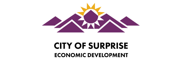 Logo City of Surprise Economic Development