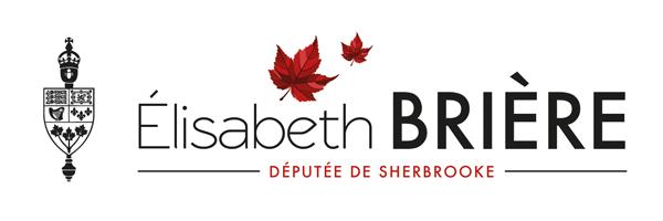 Élisabeth Brière, députée de Sherbrooke