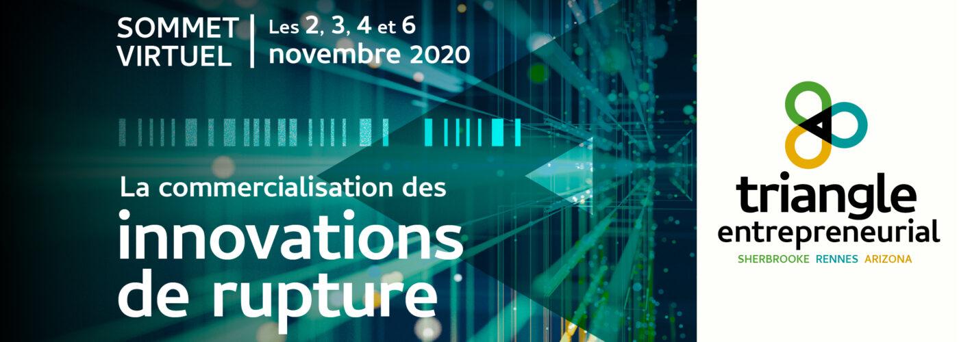 Sommet 2020 - Triangle entrepreneurial