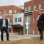 Yves Trudel, École de gestion de l'Université de Sherbrooke et Josée Fortin, Sherbrooke Innopole (Créditc: Michel Caron – UdeS)