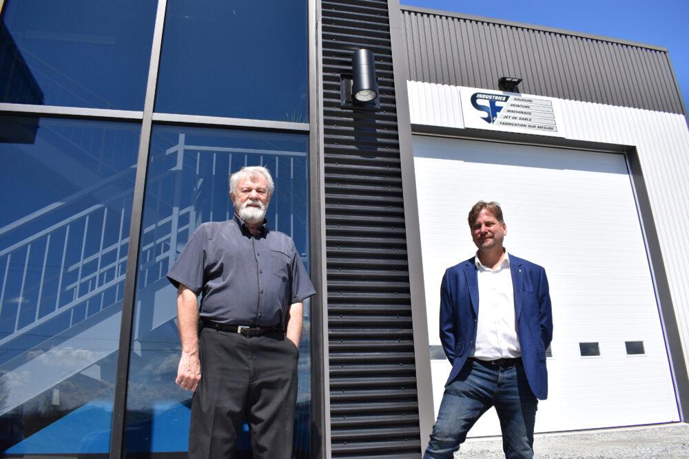 CPIB et Industries SF