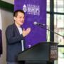 Dr John Ruan, Bishop's University (Crédit: La Tribune, Jessica Garneau)