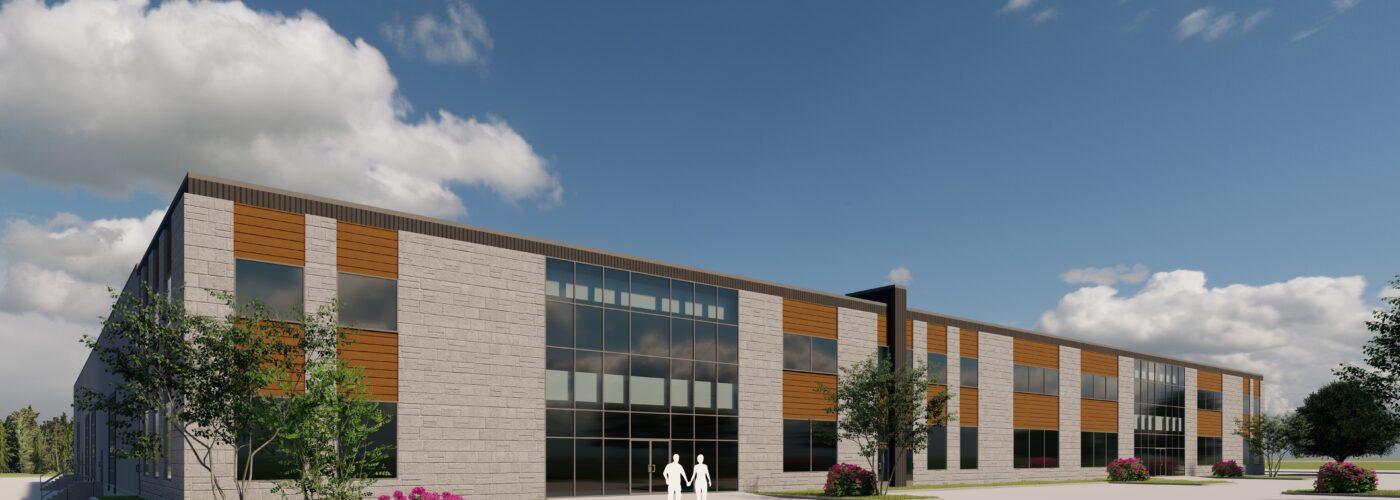 Nouvelle usine de Portes Mackie à Sherbrooke