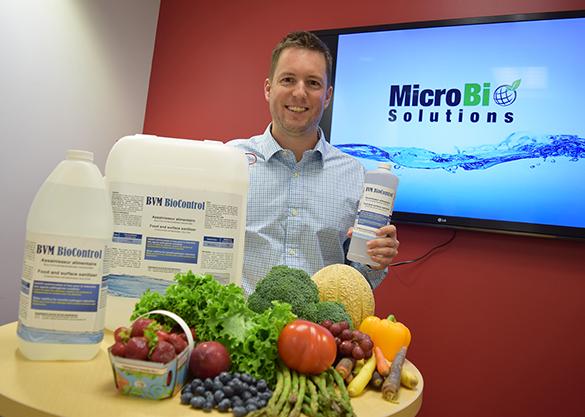 François Daigle, MicroBio Solutions
