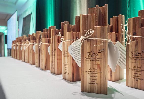Prix d'excellence en environnement des Cantons-de-l'Est