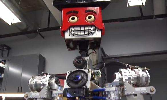 robot Université de Sherbrooke CoRoM